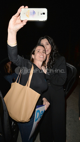 MIAMI, FL - NOVEMBER 07: American singer and actress Cher seen out on November 7, 2016 in Miami, Florida.<br />