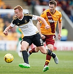 Adam Rooney and Stephen McManus