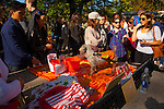 NEW YORK - OCTOBER 25:  Scenes from The 24th Annual Tompkins Square Halloween Dog Parade October 25, 2014 in New York City. (Photo by Donald Bowers )