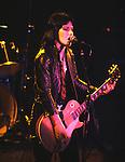 Runaways 1978 Joan Jett.© Chris Walter.