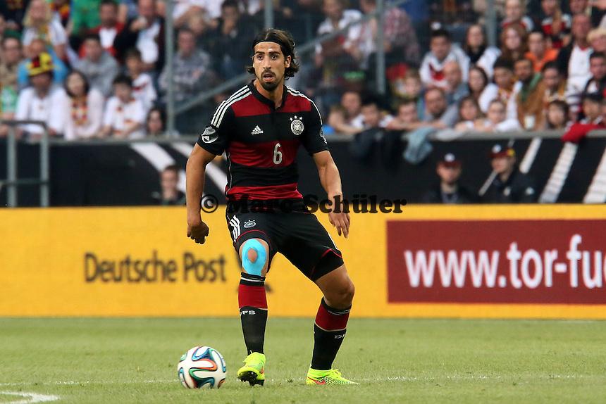 Sami Khedira (D) - Deutschland vs. Kamerun, Mönchengladbach