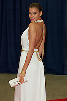 WASHINGTON, DC - APRIL 28:  Irina Shayk attends the 2012 White House Correspondents Dinner at the Washington Hilton Hotel in Washington, D.C  on April 28, 2012  ( Photo by Chaz Niell/Media Punch Inc.)