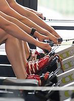 Caversham, Nr Reading, Berkshire.<br /> &quot;Red Shoes&quot; Ergo Room.<br /> GBRowing Media Day.<br /> <br /> Wednesday  DATE}<br /> <br /> [Mandatory Credit: Peter SPURRIER/Intersport Images]