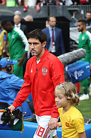 Yury Zhirkov (Russland, Russia) - 14.06.2018: Russland vs. Saudi Arabien, Eröffnungsspiel der WM2018, Luzhniki Stadium Moskau