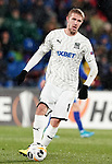 FC Krasnodar's Yuri Gazinski during UEFA Europa League match. December 12,2019. (ALTERPHOTOS/Acero)
