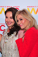 NEW YORK, NY - OCTOBER 26: Ashley Judd and Judith Light at the Women's Media Center 2017 Women's Media Awards at Capitale on October 26, 2017 in New York City. Credit: John Palmer/MediaPunch /NortePhoto.com