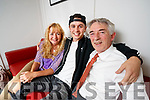 Maureen, Tadhg and Derry Fleming, Ballymacelligott.