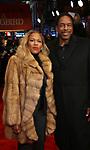 """Tonya Turner and David Winfield attends the Broadway Opening Night Performance of """"To Kill A Mockingbird"""" on December 13, 2018 at The Shubert Theatre in New York City."""