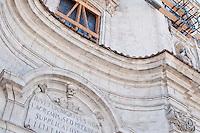 L'Aquila, I Puntellamenti - L'Aquila, The Props
