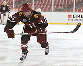 Haley Mullins (Harvard - 26) - The Boston College Eagles defeated the Harvard University Crimson 3-1 on Tuesday, January 10, 2017, at Fenway Park in Boston, Massachusetts.The Boston College Eagles defeated the Harvard University Crimson 3-1 on Tuesday, January 10, 2017, at Fenway Park.