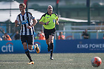 Newcastle United vs Hong Kong Football Club during the Main of the HKFC Citi Soccer Sevens on 21 May 2016 in the Hong Kong Footbal Club, Hong Kong, China. Photo by Li Man Yuen / Power Sport Images
