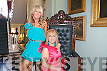 FUN: Having fun at the 10th Annual Enable Ireland Ladies Luncheon held in Ballyseedy Castle on Friday May 13th from l-r were: Fiona James and Noreen Everett from Tralee.