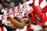 Athletic de Bilbao's supporters during Spanish Kings Cup match. January 05,2017. (ALTERPHOTOS/Acero)