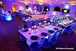 Tamarack Country Club Bar Mitzvah Decor by XQuisite