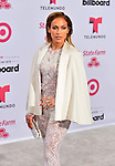 CORAL GABLES, FL - APRIL 30: Jennifer Lopez arrives at 2015 Billboard Latin Music Awards presented by State Farm on Telemundo at Bank United Center on April 30, 2015 in Coral Gables, Florida. ( Photo by Johnny Louis / jlnphotography.com )