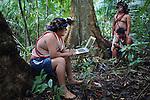 Chief Almir Surui Rainforest Brazil