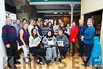 Members of the Castleisland Camera club and Glebe Lodge who had a major fund raiser for the Glebe Lodge by holding a Photo Exhibit and Coffee morning on Saturday morning last in Castleisland.