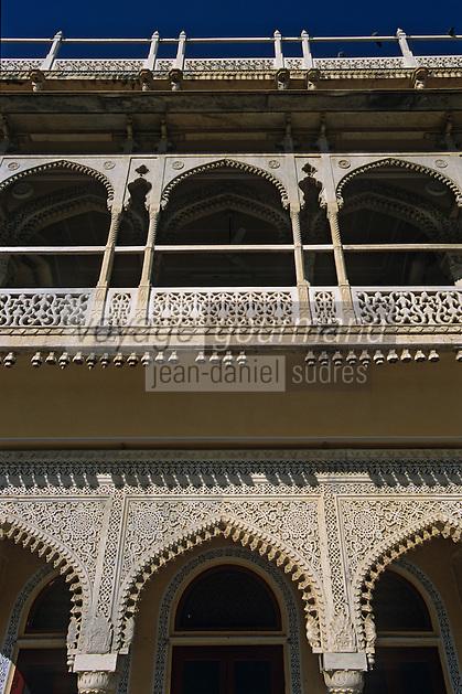 Asie/Inde/Rajasthan/Jaipur : Muése du Maharadjah Sawai Mansingh Number Two