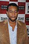 "LOS ANGELES, CA. - June 21: John Legend arrives at the 2010 Los Angeles Film Festival - ""Waiting For Superman"" Gala Screening at Regal 14 at LA Live Downtown on June 21, 2010 in Los Angeles, California.."