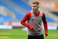 Ben Woodburn of Wales in action during the Wales Training Session at the Cardiff City Stadium in Cardiff, Wales, UK. Thursday 15 November 2018