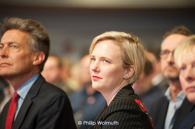 Stella Creasey at Labour Party deputy leadership election Westminster London