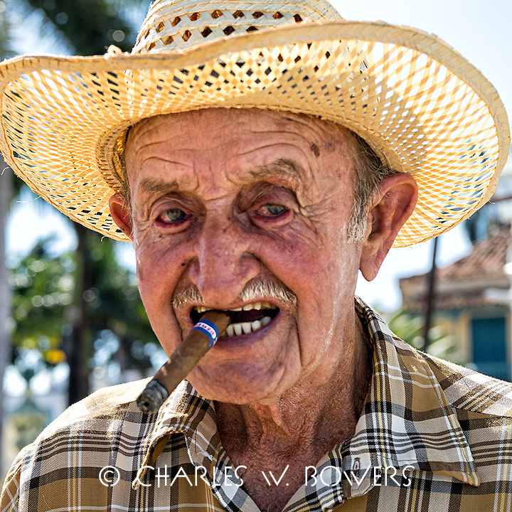 Faces Of Cuba - How about a ride on my burro?<br />