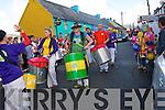 Feile Lúghnasa festival parade last Sunday evening