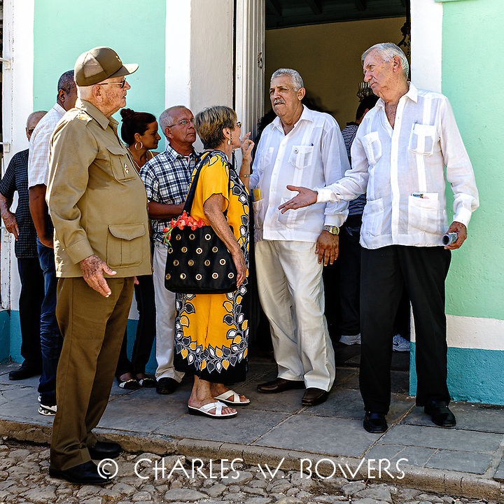 Faces Of Cuba - Trinidad celebrating 500 years of existence.<br /> <br /> -Limited Edition of 50 prints.