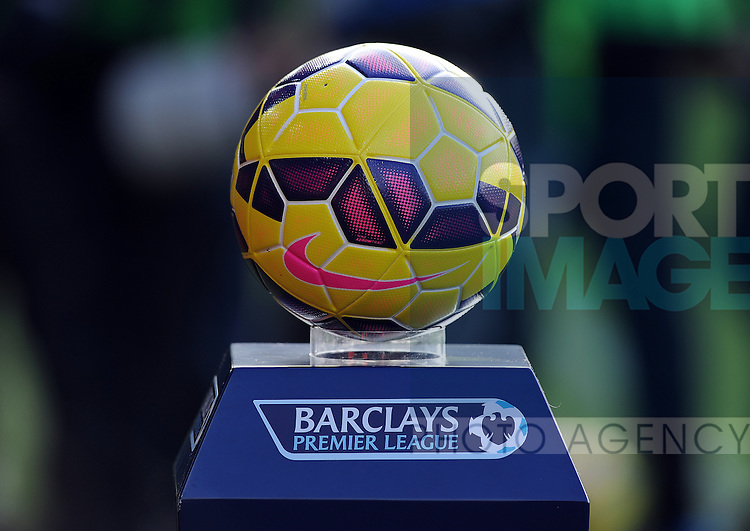 Nike Ordem Barclays Premier League match ball 2014-15 Season - Barclays Premier League - Southampton vs Manchester City - St Mary's Stadium - Southampton - England - 30th November 2014 - Pic Robin Parker/Sportimage