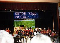 Senior Sing 2001
