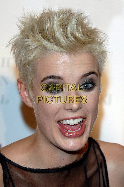 AGYNESS DEYN.British Fashion Awards 2007.Lawrence Hall, London, England.CAP/PL.portrait headshot.©Phil Loftus/Capital Pictures