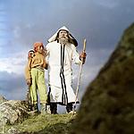 "Кадр из фильма ""Тризна"" (Кулагер) (1972), СССР, Казахфильм; Режиссер: Булат Мансуров; В ролях: Шахан Мусин. / Filmstill ""Trizna"" (1972), USSR; Director: Bulat Mansurov; Stars: Shahan Musin;"