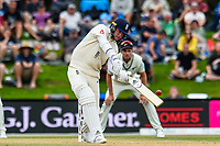 Stuart Broad of England during Day 4 of the Second International Cricket Test match, New Zealand V England, Hagley Oval, Christchurch, New Zealand, 2nd April 2018.Copyright photo: John Davidson / www.photosport.nz