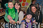 Dromclough School Halloween Party: Attending the Dromclough School Halloweeen Party held at St Senan's Clubhouse, Mountcoal on Friday night last were Noah Foley, Mags & Tara Fuller & Aimee Conway