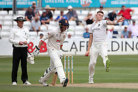 Henry Brookes in batting action for Warwickshire during Essex CCC vs Warwickshire CCC, Specsavers County Championship Division 1 Cricket at The Cloudfm County Ground on 15th July 2019