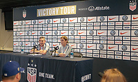 USWNT Press Conference, August 02, 2019