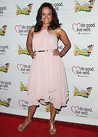 WESTWOOD, LOS ANGELES, CA, USA - JUNE 21: Judy Reyes at the Los Angeles Premiere Of 'La Golda' held at The Crest on June 21, 2014 in Westwood, Los Angeles, California, United States. (Photo by Celebrity Monitor)