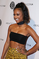 LOS ANGELES, CA - JULY 09: Karrueche Tran at the 4th Annual Beautycon Festival Los Angeles at the Los Angeles Convention Center on July 9, 2016 in Los Angeles, California. Credit: David Edwards/MediaPunch