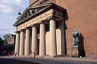 Daenemark, Kirche Vor Frue Kirke inKopenhagen