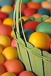 Easter Eggs Multicolored