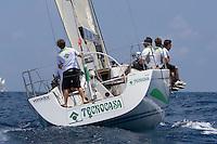 ITA15099 .TECNOCASA .MATTEO SIMONCELLI .TASSELLI RODOLFO .C.V.PUNTA MARINA .COMT 41S MOD. .XIII TROFEO TABARCA CIUDAD DE ALICANTE - Real Club de Regatas de Alicante - 3-6 July 2008 - Alicante, España / Spain