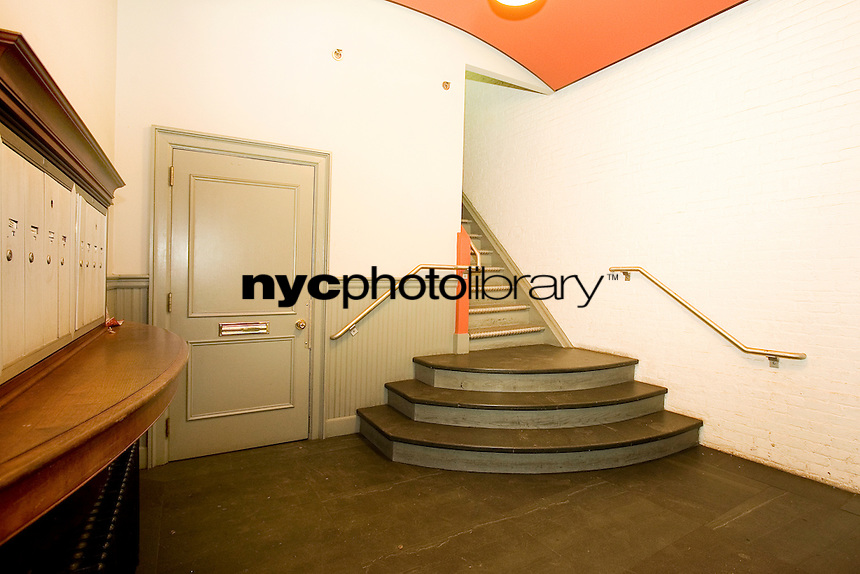Lobby at 64 North Moore Street