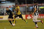 ITAGÜÍ - COLOMBIA _ 07-11-2013 / En juego correspondiente a la jornada de vuelta de cuartos de final de la Copa Total Sudamericana, Itagüí venció 1 - 0 a Libertad en el estadio metropolitano de Ditaires; sin embargo no fue suficiente para clasificarse a semifinales.