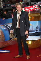 Simon Farnaby arriving for the Paddington film premiere, at Odeon Leicester Square, London. 23/11/2014 Picture by: Alexandra Glen / Featureflash