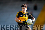 Tony Brosnan  Dr Crokes in action against  West Kerry in the Kerry Senior Football Championship Semi Final at Fitzgerald Stadium on Saturday.