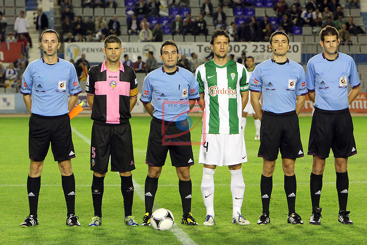 CE Sabadell FC vs Cordoba CF: 0-1 - Copa del Rey 2012/13 - 3ª Eliminatoria.
