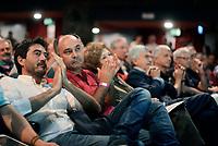 Roma, 18 Giugno 2017<br /> Nicola Fratoianni<br /> Assemblea al Teatro Brancaccio per costruire un'alleanza popolare per la Democrazia e l'Uguaglianza, una Alternativa a Sinistra del Partito Democratico.