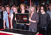 Sep 05, 2000: DEF LEPPARD - Induction into Hollywood's Rock Walk Ca USA