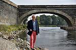 Joël Bigot, l'actuel maire des Ponts de Cé dans le Maine-et-Loire.
