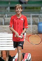 12-8-06,Den Haag, Tennis Nationale Jeugdkampioenschappen, Justin Eleveld